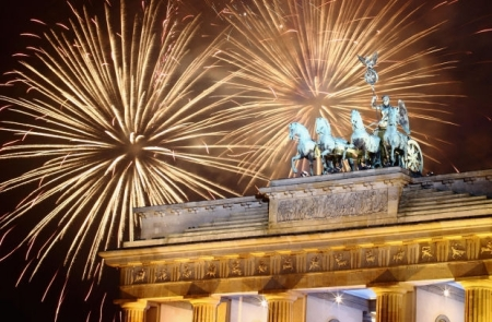 capodanno in germania
