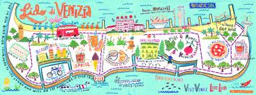 Mappa di Venezia