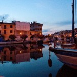 porto vecchio laguna di Grado
