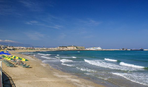 Spiaggia Creta
