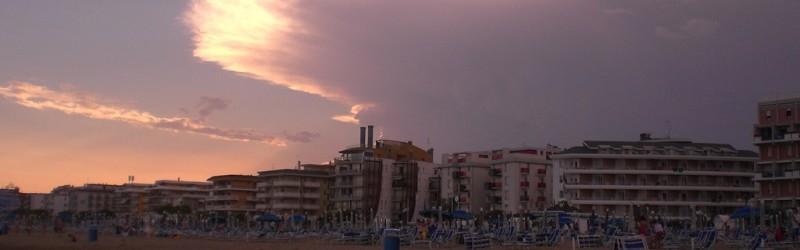 mare settembre jesolo